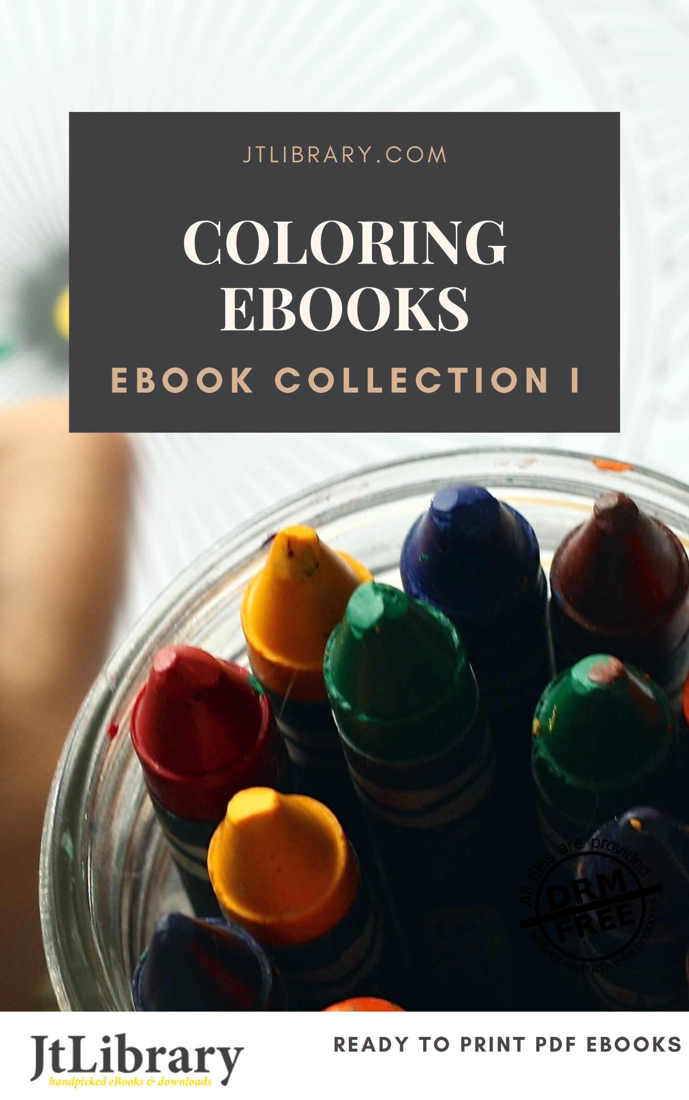 Coloring Ebook Collection VOL 1